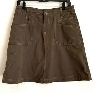 Kuhl A-line athletic vala skirt